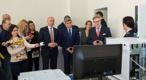 Trei laboratoare criminalistice din Rep. Moldova, modernizate cu bani europeni