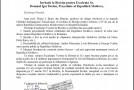 Igor Dodon, invitat la Bistrița să sărbătorească împlinirea a 99 de ani de la unirea Republicii Democrate Moldovenești cu Regatul României