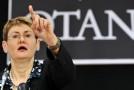 Purtătorul de cuvânt al NATO îi răspunde lui Dodon pe tema Biroului de legătură din Chișinău