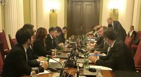 Parlamentari ai României pun piciorul în prag la Belgrad pentru drepturile etnicilor români din Timoc și Voievodina