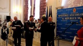 Şeful ISU Suceava, premiat în Rep. Moldova