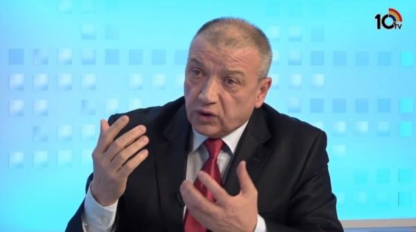 Sergiu Mocanu la 10TV