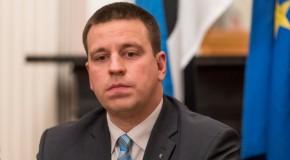 """Premierul Estoniei cere restaurarea teritorială a Rep. Moldova: """"Am trăit sub ocupație și știu ce înseamnă"""""""
