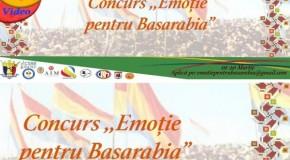 """""""Emoție pentru Basarabia"""", un concurs de scrisori, fotografii și clipuri video"""