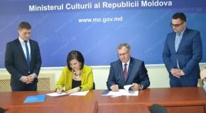 """Primăvara se numără proiectele în comun: Planul Ministerului Culturii din Republica Moldova și al Institutului """"Eudoxiu Hurmuzachi"""" de la București"""