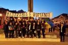 Cum au sărbătorit bistrițenii 99 de ani de la Unirea Basarabiei cu România