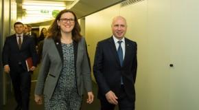 Discuție Filip-Malmström. Subiectul? Comerțul Rep. Moldova cu UE
