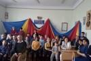 Elevi și profesori români din regiunea transnistreană a R. Moldova, în excursie în Țară