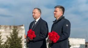 Revoltător: Dodon vrea să-i decoreze pe militarii ruși din regiunea transnistreană