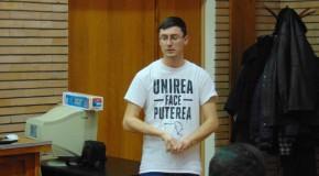 """Un gălățean, voluntar în campania """"Masa Bucuriei"""" a misiunii sociale """"Diaconia"""" din cadrul Mitropoliei Basarabiei"""