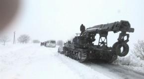 De câte mii de soldați a fost nevoie pentru lichidarea consecințelor ninsorilor în Rep. Moldova