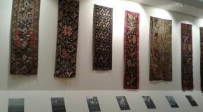 Scoarțe din zestrea Muzeului de Etnografie din Chișinău, expuse la Vaslui
