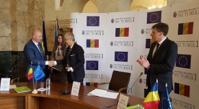 """Chișinău și București, mai unite. Primarul Chirtoacă: """"Îmi doresc ca România să fie pentru Rep. Moldova ce a fost Germania de Vest pentru Germania de Est"""""""