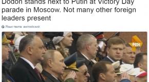 Andrei Vlășceanu: Care este semnificația prezenței lui Dodon la Moscova?