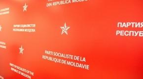 Ironia sorţii: PSRM a mărşăluit pe imnul României