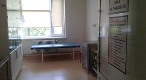 Două secții din cadrul Institutului Mamei şi Copilului, renovate cu sprijinul României