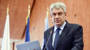 Premierul României, vizită la Chișinău