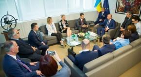 Ce a discutat premierul Rep. Moldova cu delegaţia României la APCE
