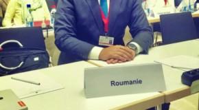 Parlamentar de la București, la Adunarea Parlamentară a Francofoniei de la Luxemburg: Urmează Reunirea celor două state românești