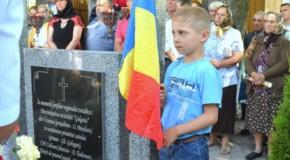În Ținutul Herța a fost inaugurat un monument în memoria victimelor deportărilor staliniste