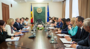 Rep. Moldova negociază cu UE exportul de producție animalieră