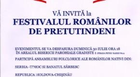 Premieră: Festivalul Românilor de Pretutindeni, la Arad