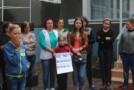 """Protest la București: """"Salvați școlile românești din Ucraina!"""""""