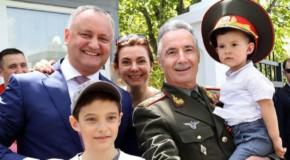 Victor Gaiciuc, propunerea nepotistă a lui Dodon pentru șefia Ministerului Apărării