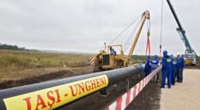 Daniel Ioniță a anunțat când va intra în funcțiune gazoductul Iași-Ungheni-Chișinău