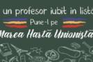 Tinerii Moldovei: Cadouri pentru profesori de Ziua Pedagogului