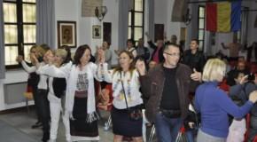 Diaspora din Italia simte românește: Sute de persoane, prezente la spectacolele susținute de Ansamblul Ștefan Vodă în Milano și Parma