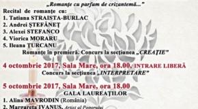 Interpreți de romanțe de pe ambele maluri ale Prutului, reuniți la Chișinău