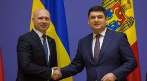 Subiectul școlilor cu predare în limba română, abordat în discuțiile dintre premierul Rep. Moldova și cel al Ucrainei