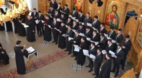 """Corala """"Armonia"""" de la Constanța, concert la Cahul de Ziua Națională a României"""