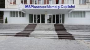 O nouă secție, renovată cu banii României, a Institutului Mamei și Copilului va fi inaugurată astăzi