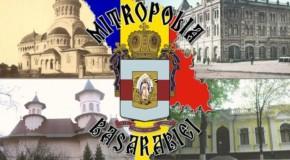Mitropolia Basarabiei, rugăciuni pentru unitatea poporului român
