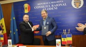 Județul Bistrița-Năsăud s-a înfrățit cu raionul Glodeni. Care a fost cea mai frecventă replică a președintelui de raion