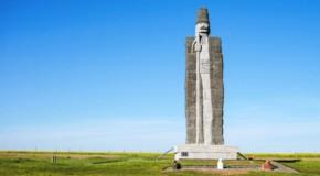 Statuia ciobanului moldovean din regiunea Odesa, în Cartea Recordurilor