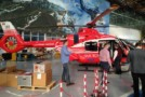 Un nou elicopter SMURD va opera în Rep. Moldova