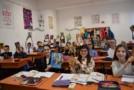 Cărți de la elevii bucureșteni pentru copiii români din afara granițelor țării