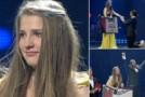 O tânără din Republica Moldova este Vocea României