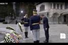 Președintele Parlamentului de la Chișinău, omagiu Regelui Mihai I la Castelul Peleș