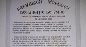 Vot pentru unirea cu România într-o altă localitate din Rep. Moldova