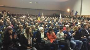 Traian Băsescu, la Nisporeni: Să credeți doar în cei care vă spun că Unirea e singura soluție