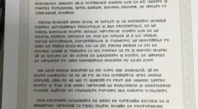 Un parlamentar al României cere înființarea Ministerului Reunificării