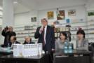 """Președintele Uniunii Editorilor din Republica Moldova: """"Cred în Unire! Altă cale nu există"""""""