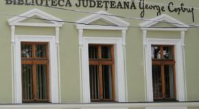 """Ai înfrățire, ai parte! O filială a Bibliotecii """"George Coșbuc"""" din Bistrița, la Glodeni"""