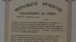 Comuna Ursoaia, vot pentru Unirea cu România