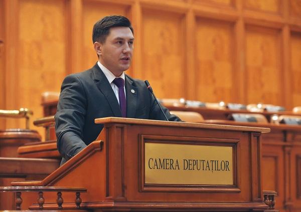 7876a62dc18737 Anunțul care aruncă în aer scena politică de la Chișinău  Un deputat al  României candidează la Primărie!