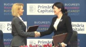 Primarul Bucureștiului pleacă într-o vizită oficială la Chișinău